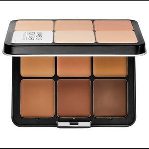 Makeup for ever palette 12 shade foundation
